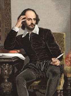 la vida de william shakespeare biografia